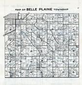 Belle Plaine Township, Scott County 1940c